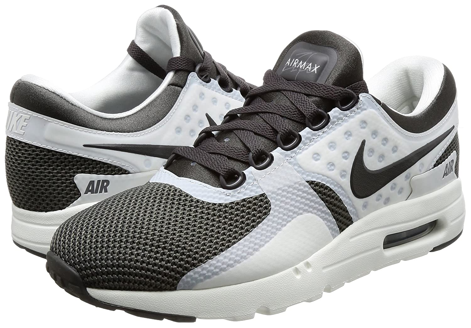 online store 8ce40 9ff53 Mens Nike Air Max Zero Essential Running Shoes 876070-009 (9)