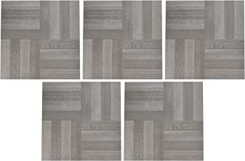 "12/"" Achim Home Furnishings Ftvwd23120 Nexus Self Adhesive 20 Vinyl Floor Tiles"
