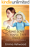 Mail Order Bride: Blind Love in Maple Tree Falls (Hearts of the West Book 4)