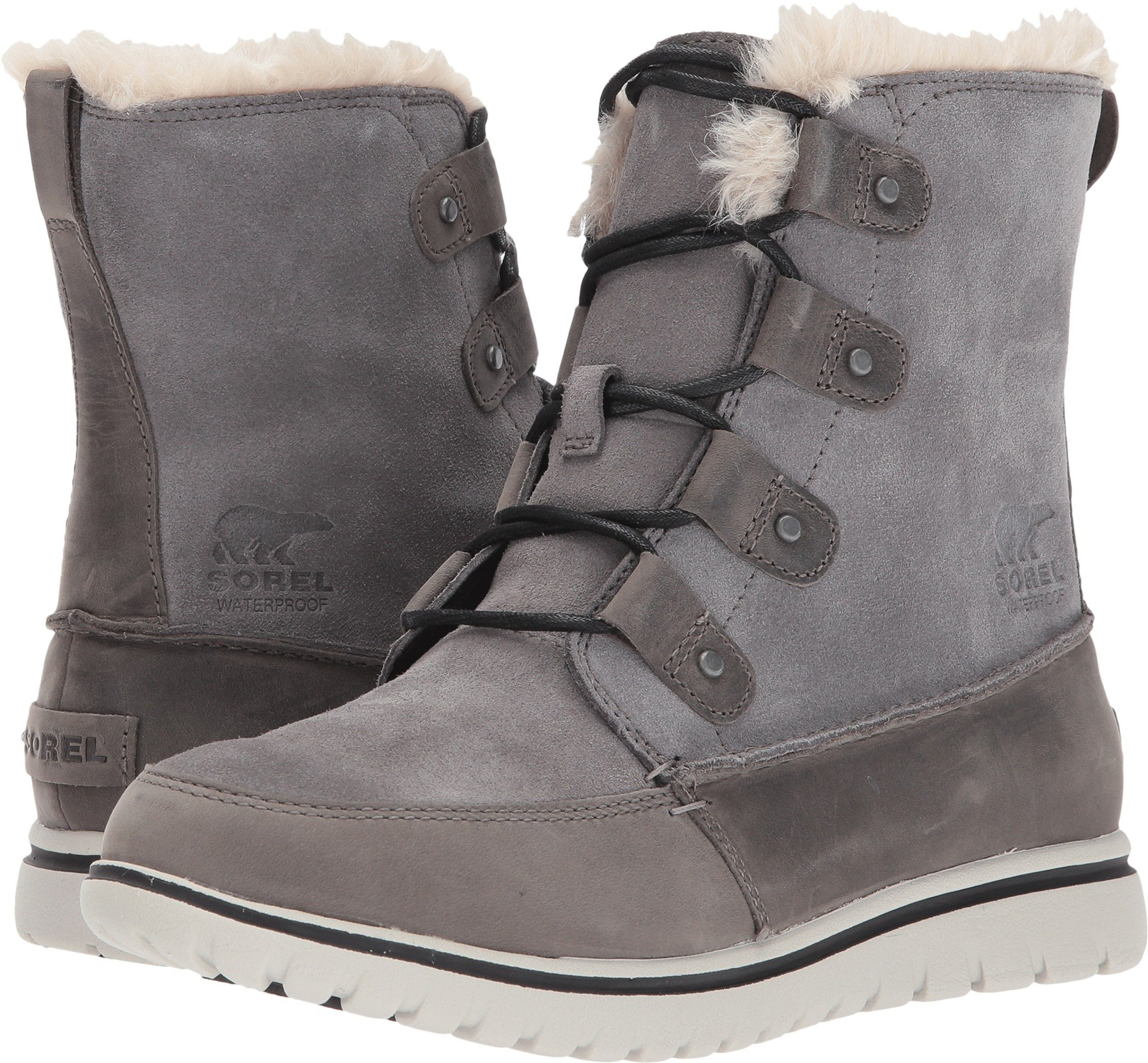 Sorel Women's Cozy Joan Booties, Quarry, 7 B(M) US by SOREL