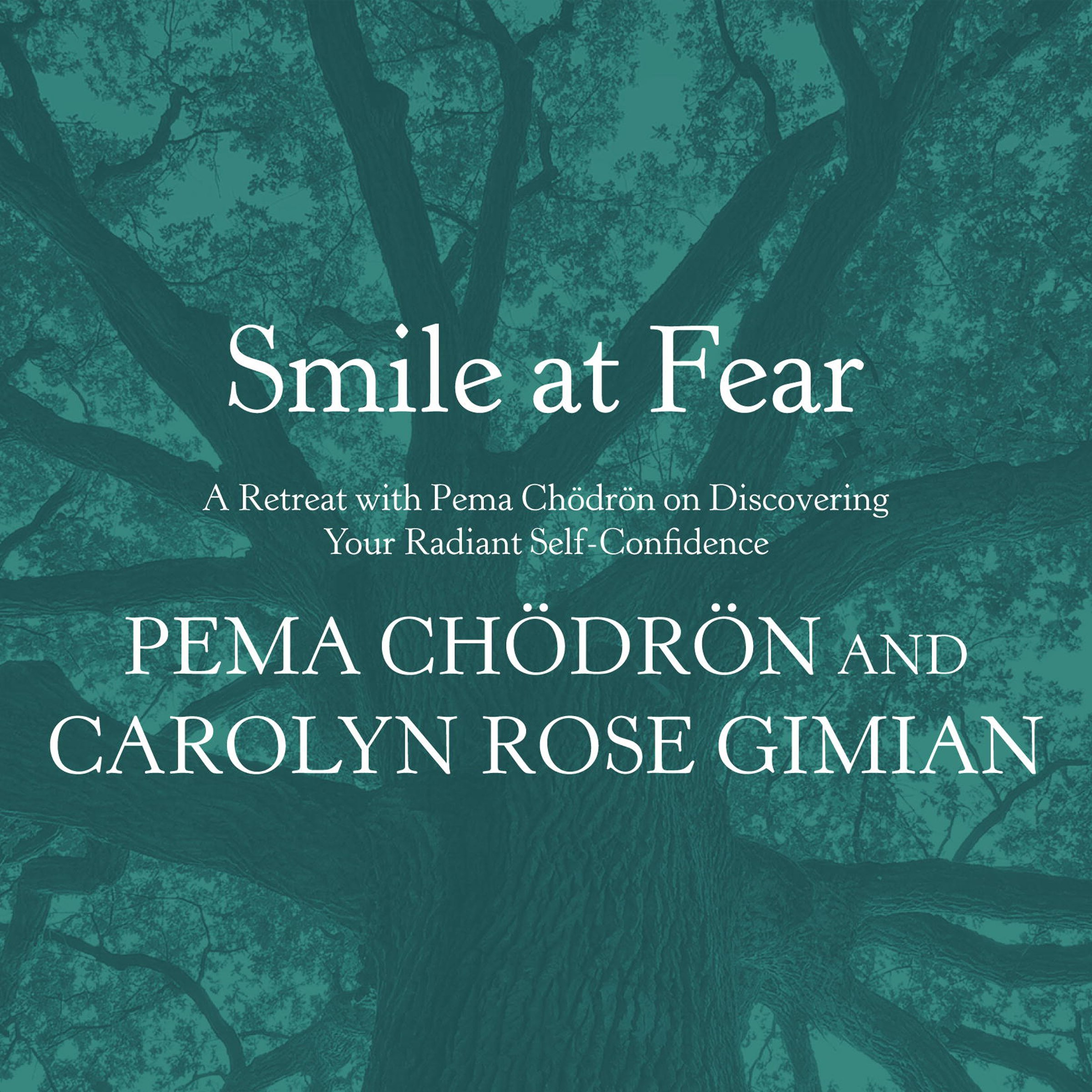 Smile At Fear  A Retreat With Pema Chödrön On Discovering Your Radiant Self Confidence