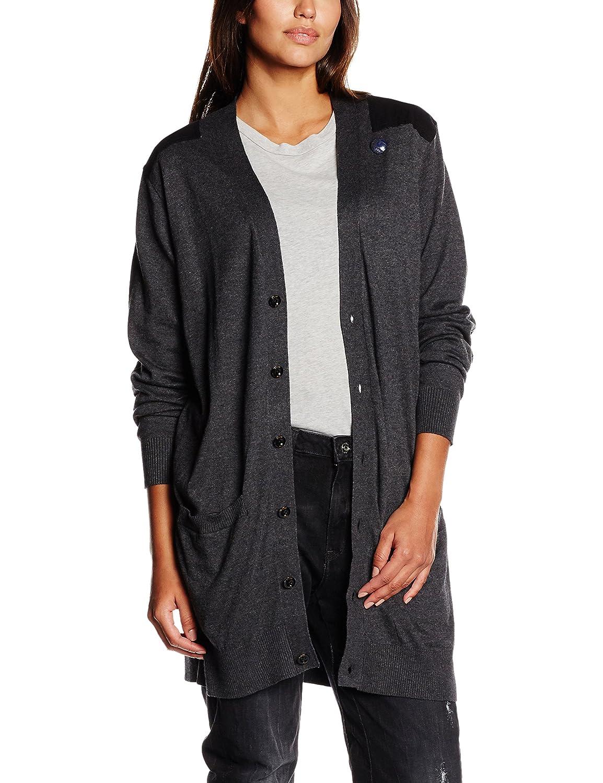 G-STAR Damen Pullover Zajie Cardigan Knit Wmn L