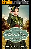 My Heart Belongs in Silver City, Nevada: Christian Historical Western Romance (Mail Order Bride Romance Book 1)