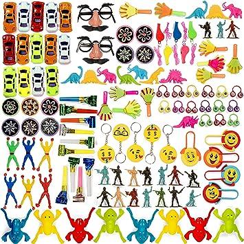 Amazon.com: Surtido de juguetes a granel – 120 piezas ...