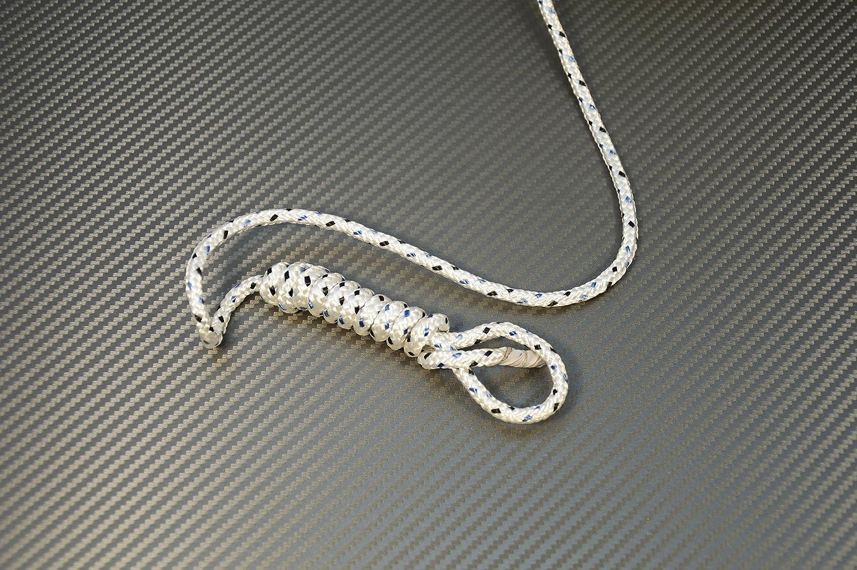 Poli/éster de roc/ío cuerda Toldo roc/ío de amarre Cordino 6/mm/ /20/m