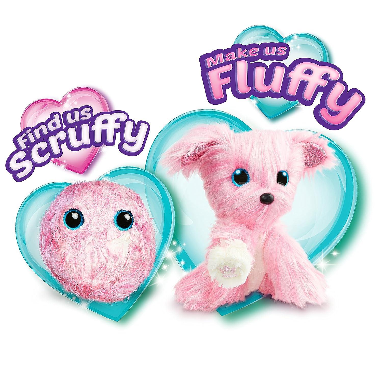 Worlds Apart Scruff A Luvs Rescue Pet Juguete Suave - Conejo, Gato o Perro, Rosa: Amazon.es: Juguetes y juegos