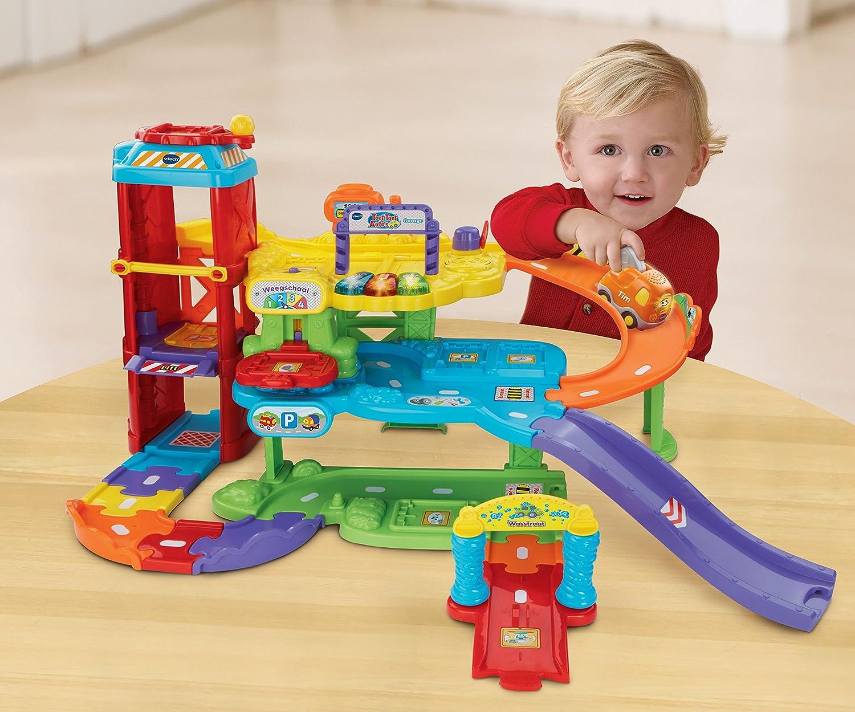 Toet Toet Garage : Vtech garage toet toet autos: amazon.co.uk: toys & games