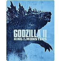 Godzilla II: King of the Monsters 3D + 2D Steelbook (exklusiv bei amazon.de) [3D Blu-ray] [Limited Edition]