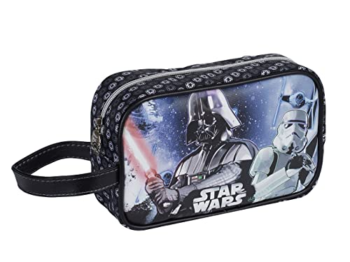 KARACTERMANIA, STAR WARS Aseo Teen Vader - Neceser para niños