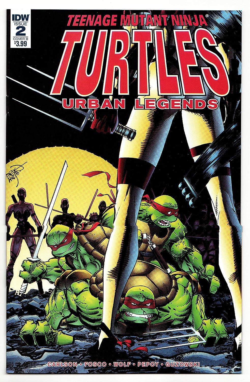 Amazon.com: TMNT Teenage Mutant Ninja Turtles Urban Legends ...