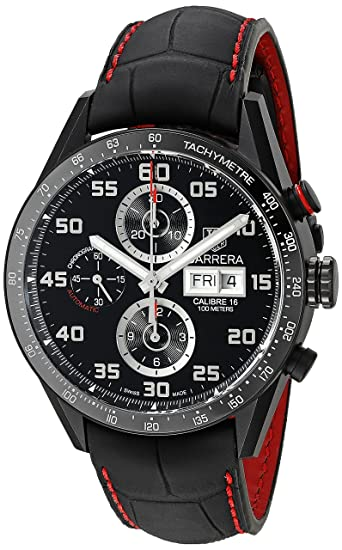 Tag Heuer CV2A81.FC6237_wt Reloj de pulsera para hombre: Tag Heuer: Amazon.es: Relojes