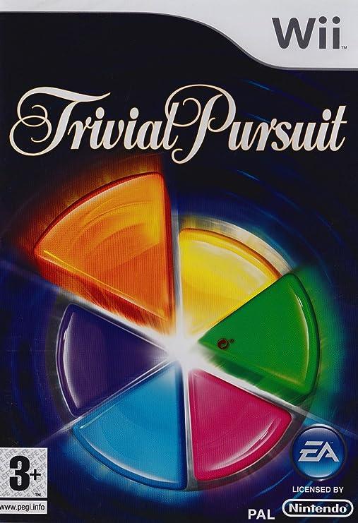 Trivial Pursuit (Wii) [Importación inglesa]: Amazon.es: Videojuegos