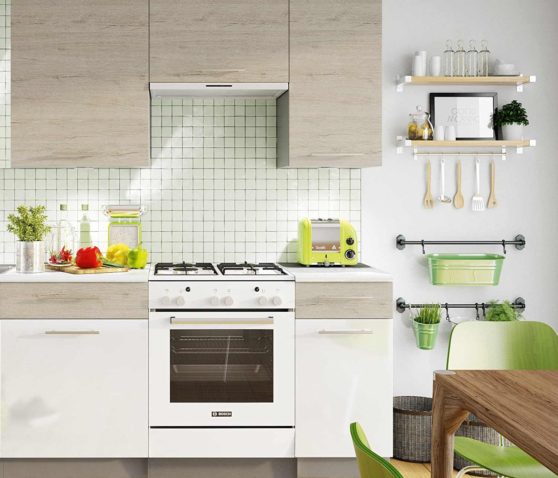 Baltic Meubles Cocina Complete Mina – 6 Muebles – 1 m60: Amazon.es: Hogar