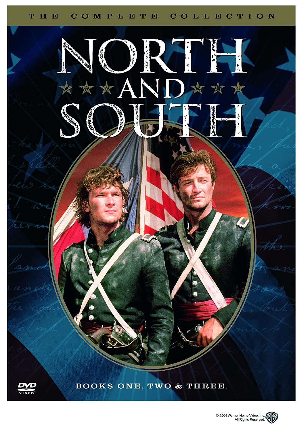 Amazon com: North and South: The Complete Collection (Books