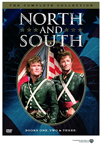 Amazon Com North And South The Complete Collection Books 1 3 Philip Casnoff Kyle Chandler Cathy Lee Crosby Lesley Anne Down Jonathan Frakes Genie Francis Terri Garber Mariette Hartley Rya Kihlstedt Tom Noonan James Read