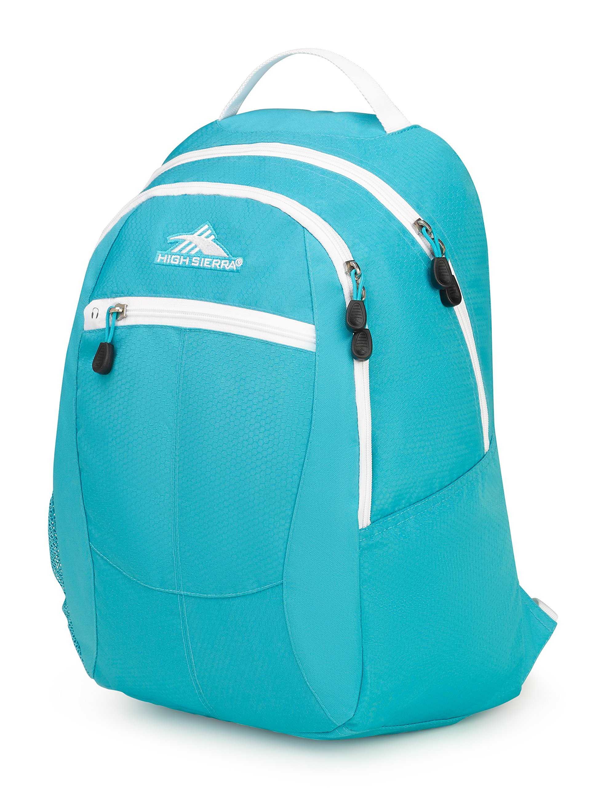 High Sierra Curve Backpack, Tropic Teal White   Amazon 5083f876ee