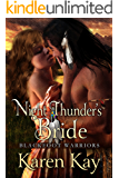 Night Thunder's Bride (Blackfoot Warriors Book 3)
