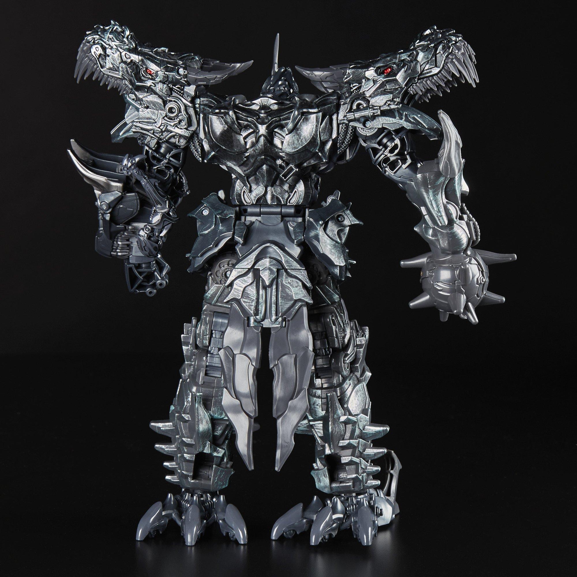 Transformers Studio Series 07 Leader Class Movie 4 Grimlock by Transformers (Image #4)