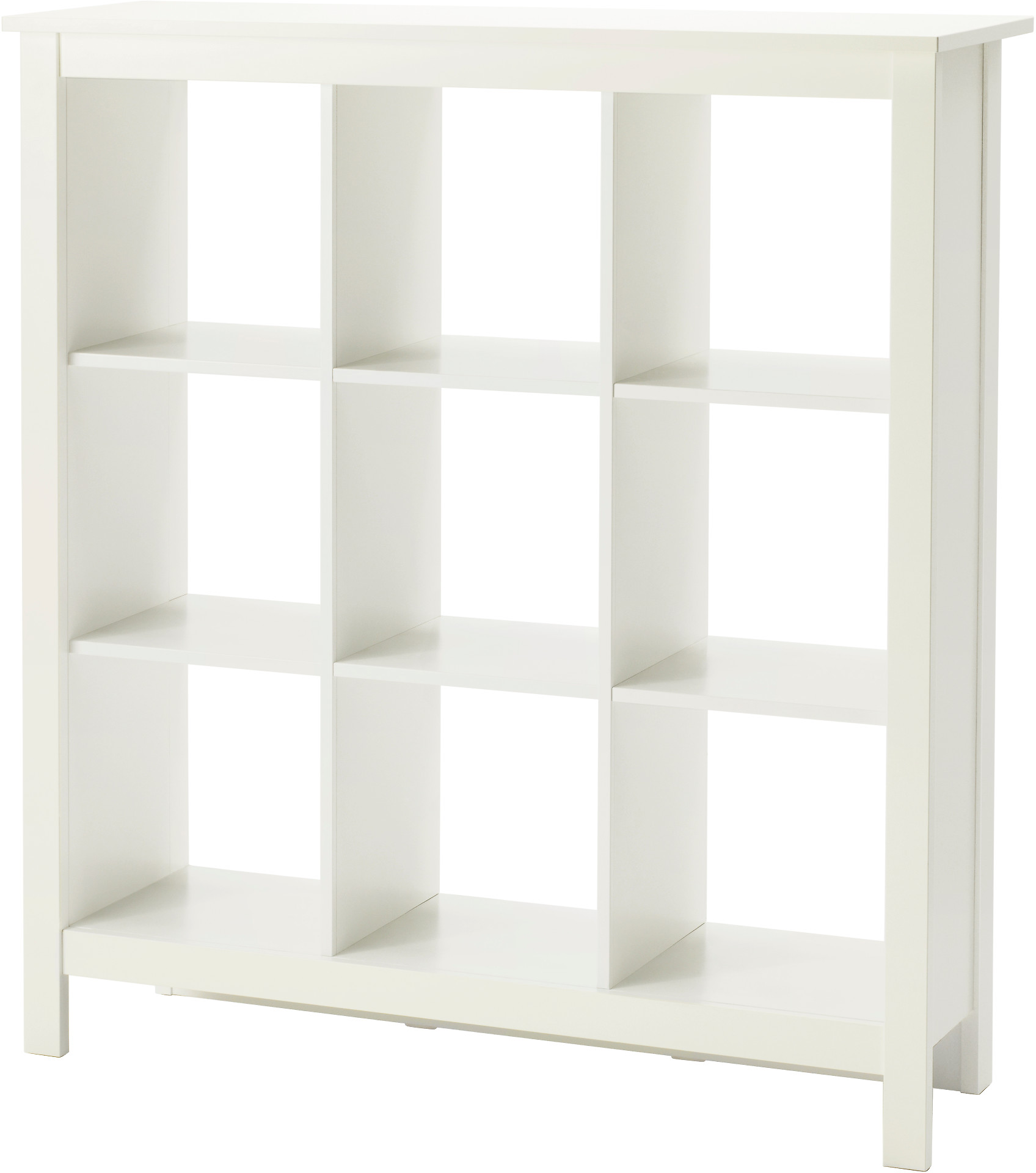 TOMNÄS Shelf unit - black-brown - IKEA