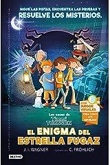 Los casos de Timmi Tobbson 1: El enigma del Estrella Fugaz (Otros títulos La Isla del Tiempo) (Spanish Edition) Kindle Edition
