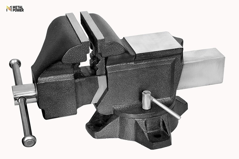 S.G Iron Metal Power Unbreakable Utility Mechanics Vise 5.5
