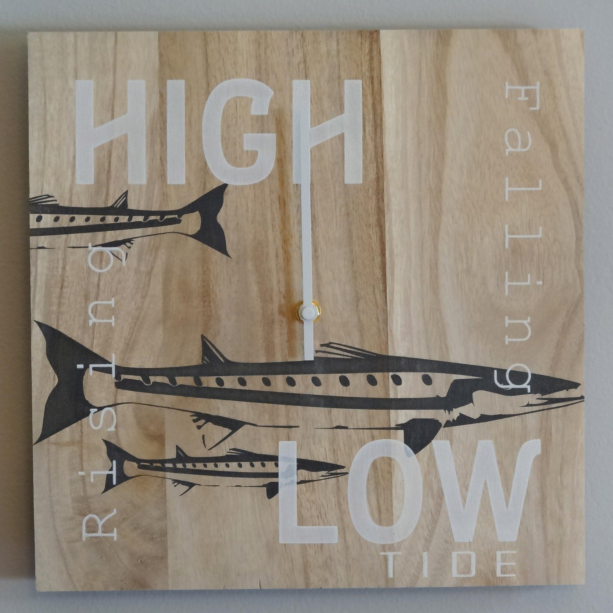 OldBleu Tide Clock Timer - Handmade - Nautical - For the Fisherman by OldBleu (Image #5)