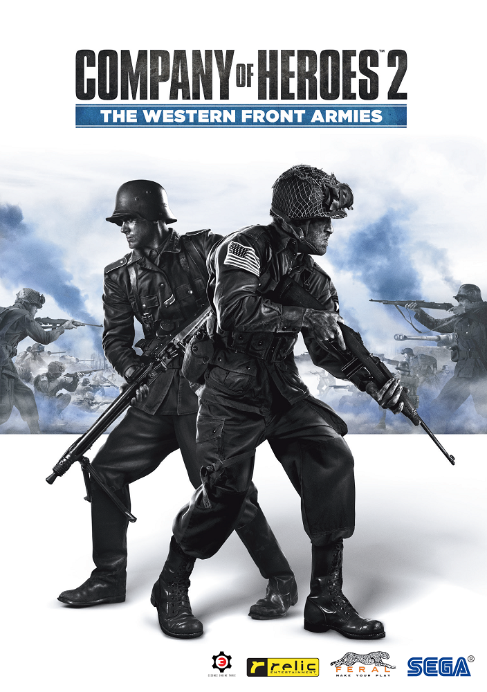 Company of Heroes 2 - The Western Front Armies (Mac) [Online Game Code]