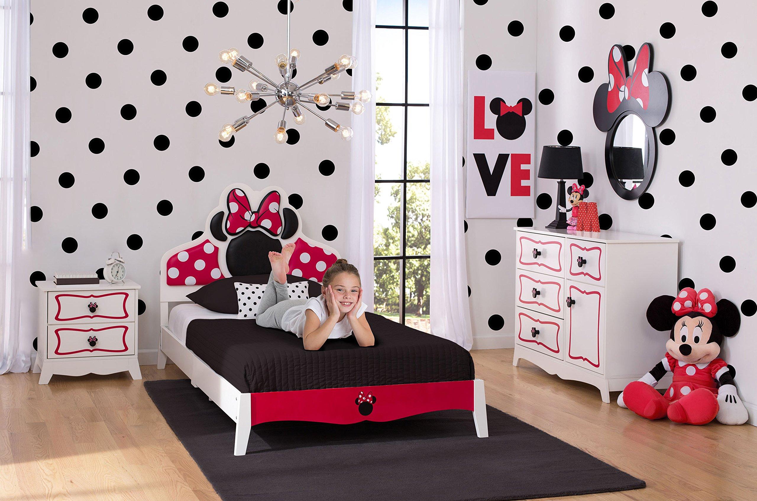 Delta Children Twin Bedroom Collection, Disney Minnie Mouse by Delta Children (Image #2)