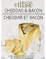 Gourmet du Village Dip Recipe Box Cheddar Bacon, 24 Gram