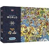 Puzzle: 2000 Wonderful World