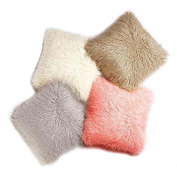 nate berkus black faux fur pillow best home fashion ivory lamb cover king size shams pillows ikea