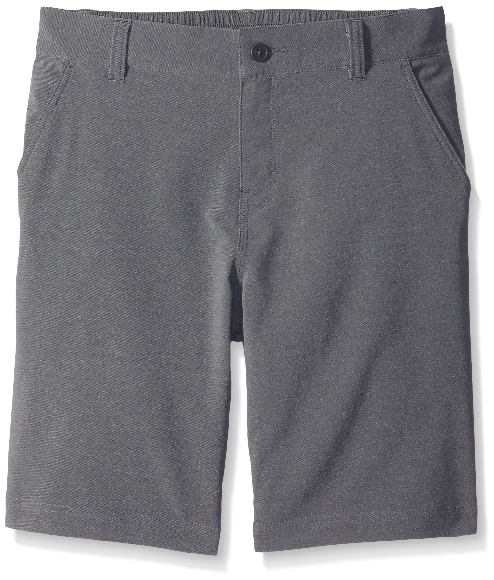 Columbia Boys B Incogneato Hybrid Short, Grill, XX-Small