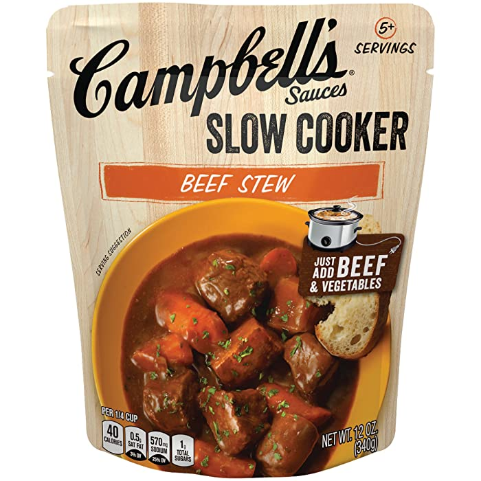 Top 10 Campbells Slow Cooker Sauce Korean Bbq