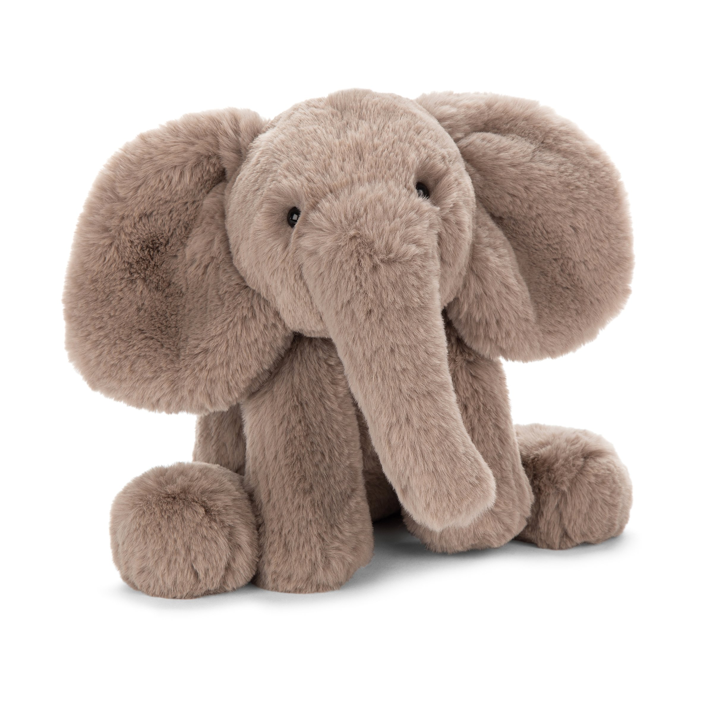 Jellycat Smudge Elephant Stuffed Animal, 14 inches by Jellycat