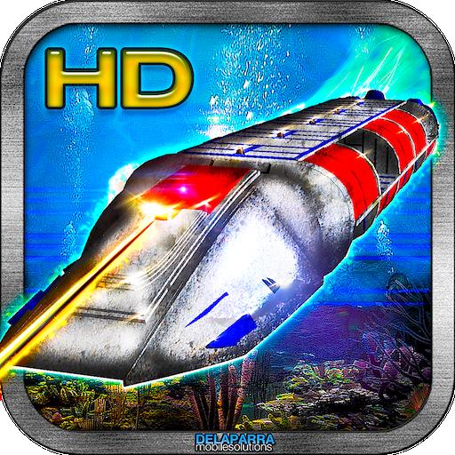 BATTLESHIP WARFARE SAGA Underwater Dash Run