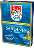 Eva Adriatic Sea Sardines in Olive Oil, 115 g