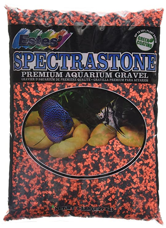 Amazon.com : Clifford W Estes Products Gravel, Mini Perma Lavender, 5 lb : Pet Supplies