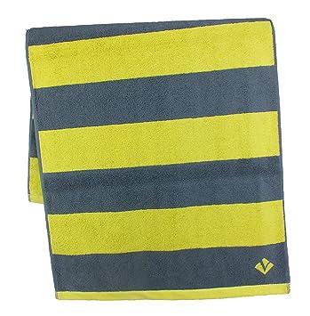 Vossen Bath Towels, 100% Cotton, Sunlight Flanell, 2 Handtücher 50 X 100