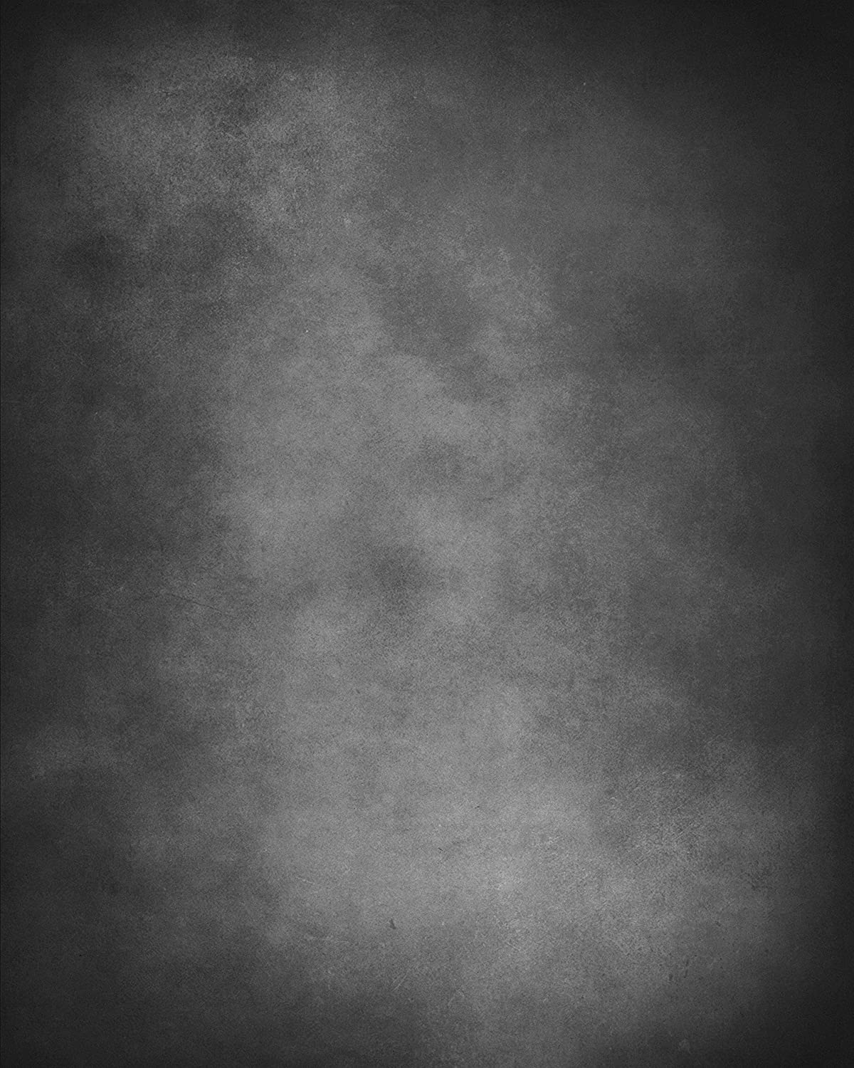 Rustic Grey Concrete Wall Backdrop Wrinkle Free Cloth Vintage Retro Gray Old Abstract Cement Wall Room Portrait Photo Printed Fabric Photography Background (P0095, 8' Wide by 10' Tall)