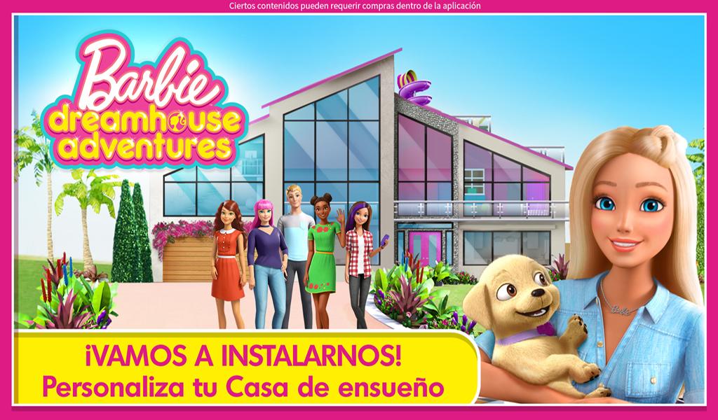 Barbie Dreamhouse Adventures: Amazon.es: Appstore para Android