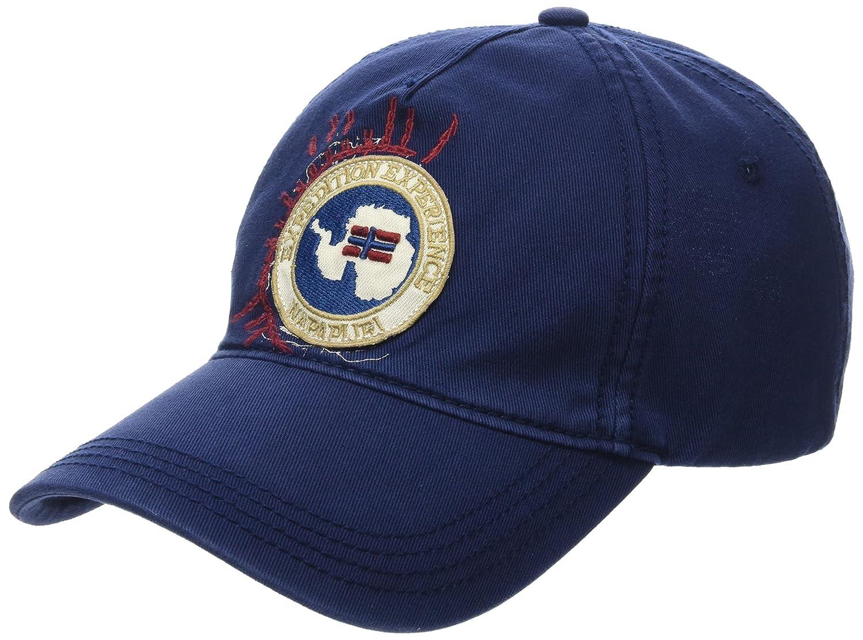 Napapijri Men s Hat  Amazon.co.uk  Clothing da2b2030306