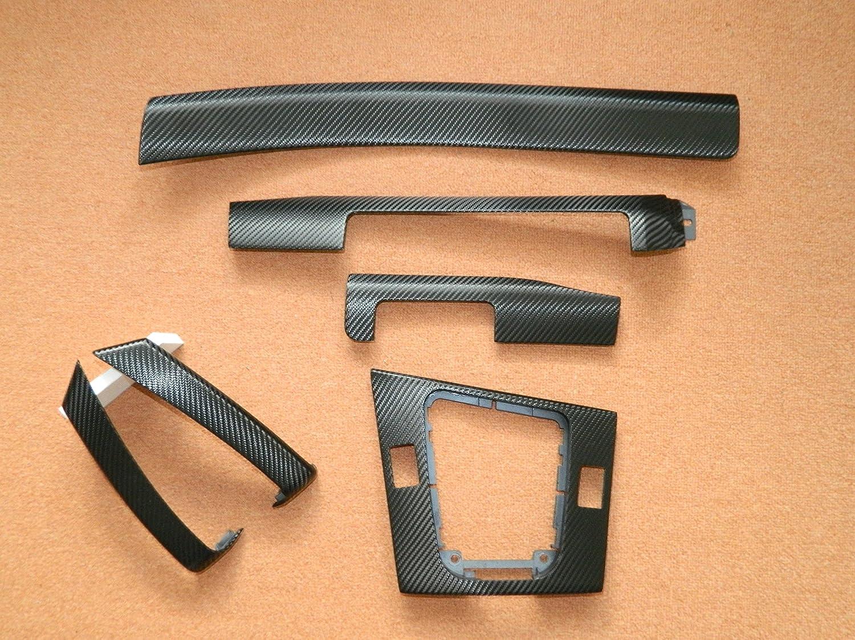 Dekorleisten Interieurleisten Carbon Glanz Folien Passend Für Bmw E46 Compact Auto