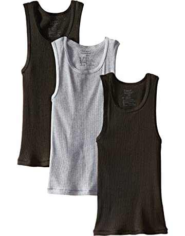 c44a4edcea3111 Hanes Boys  3 Pack Ultimate Comfortsoft Dyed Tank
