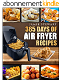 Air Fryer: 365 Days of Air Fryer Recipes Cookbook (English Edition)