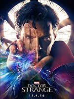 Doctor Strange Trailer [OV]