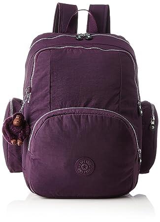 Kipling Courtney Mochila Tipo Casual, 42 cm, 26 litros, Morado (Plum Purple): Amazon.es: Equipaje