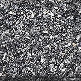 Kiesboden Steinboden Epoxidharz Bindemittel Kieselboden Komplett-Set Home Profis/® HPST-2000 Steinteppich Verde Alpi 7,2m/² 75kg Marmorkies + 4,5kg Bindemittel