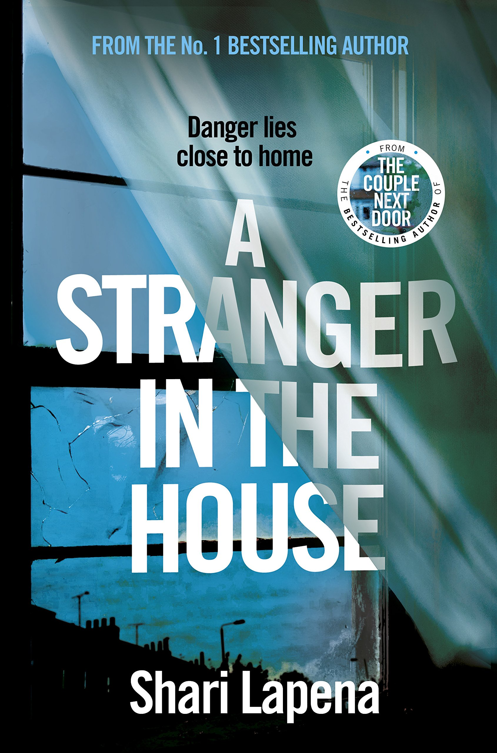 Image result for a stranger in the house