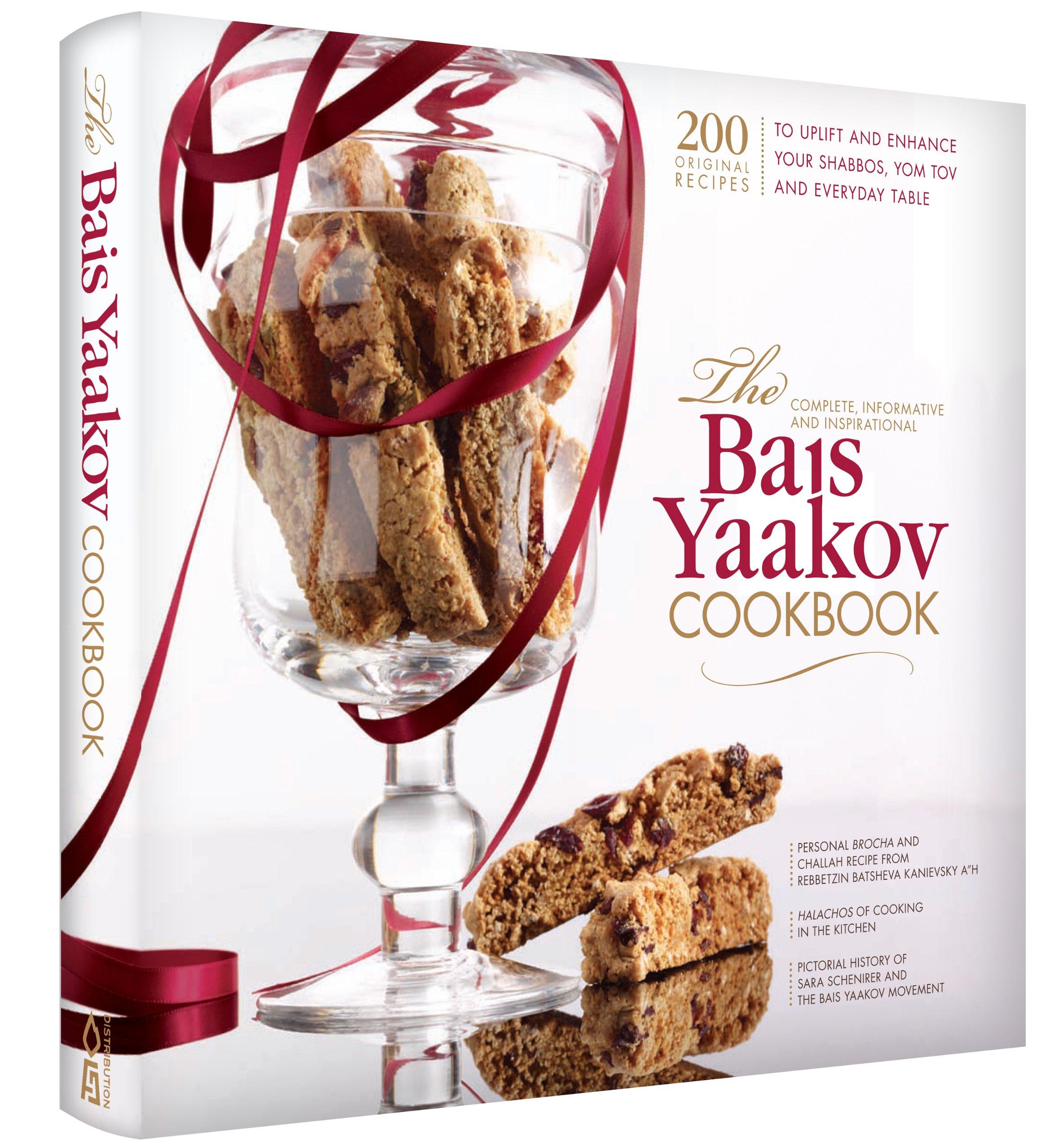 Download Bais Yaakov Cookbook pdf epub