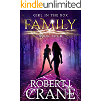 Family (The Girl in the Box Book 4) book cover